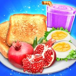Healthy Diet Food Cooking Game