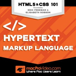 HTML5 and CSS 101 from mPV