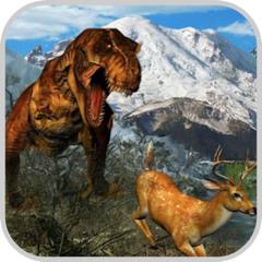 Angry Dino Park Jungle