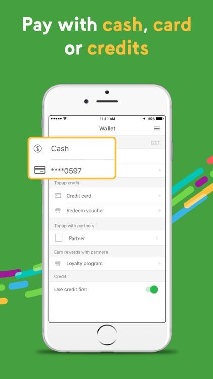 Careem كريم - Car Booking App screenshot-3