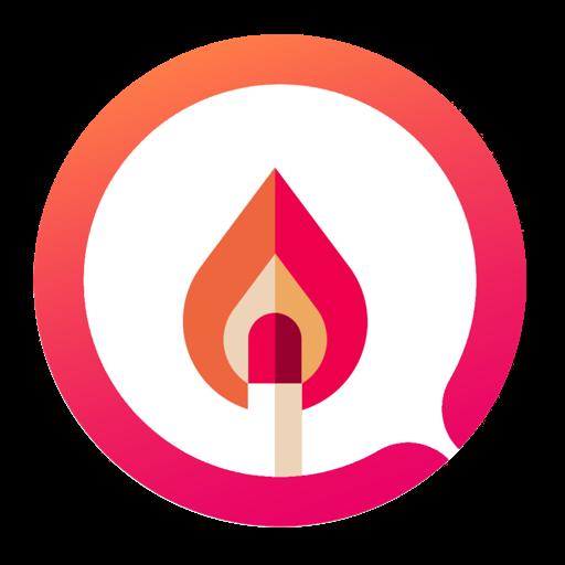 Fire - приложение для Tinder