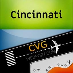 Cincinnati Airport CVG + Radar