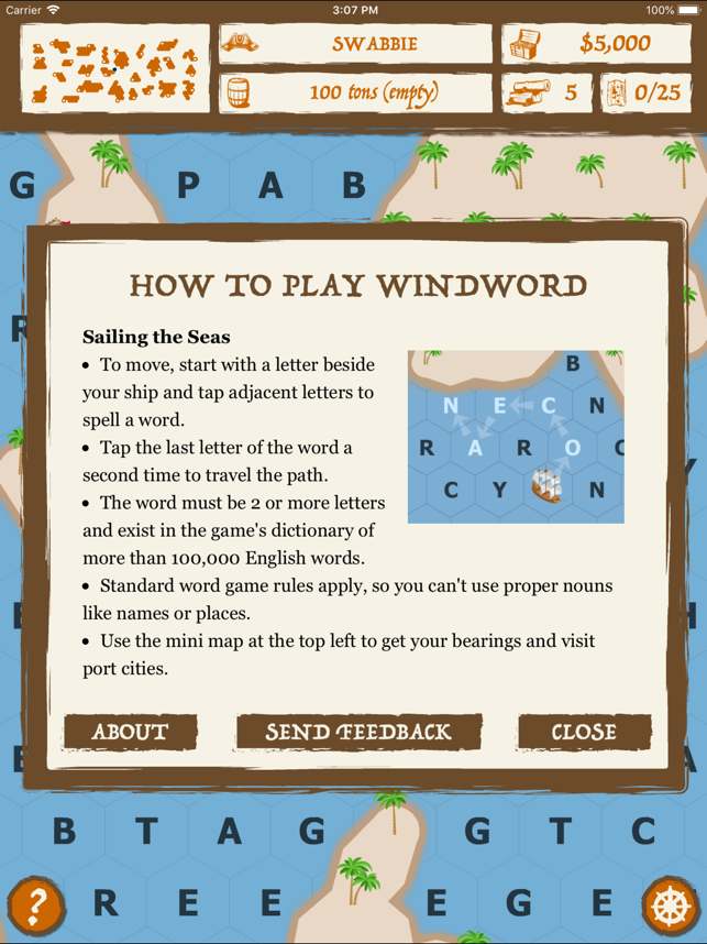 WindWord Screenshot