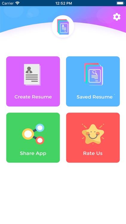 Resume Builder - CV makers