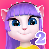 My Talking Angela 2 - Outfit7 Limited Cover Art