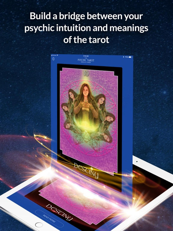 The Psychic Tarot-John Holland screenshot 9