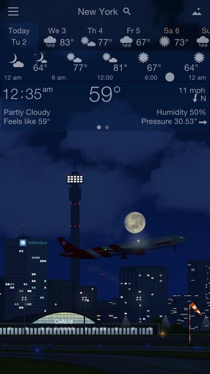 YoWindow Weather screenshot-5