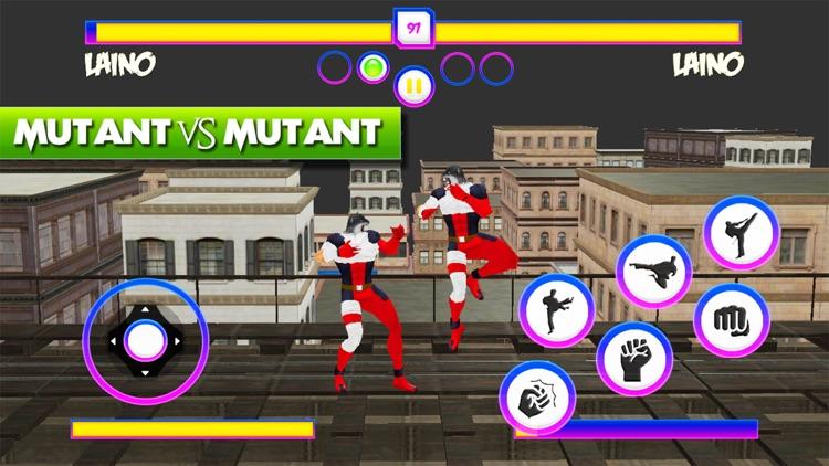 Mutant wrestler cafe: Pro screenshot-5