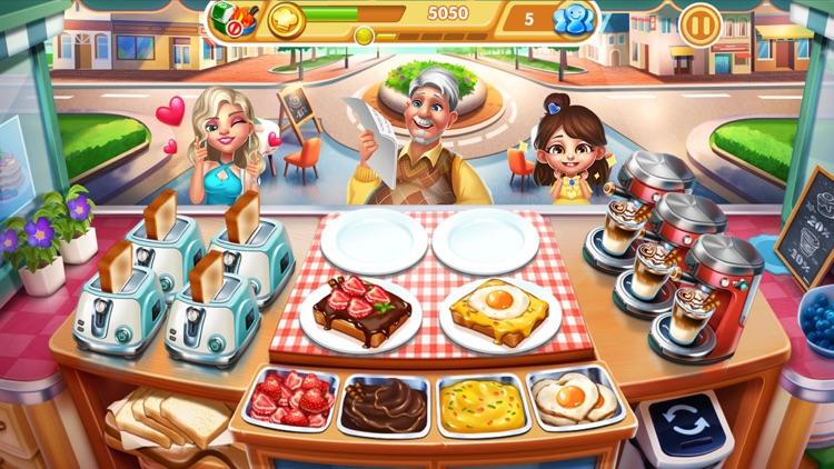 Cooking City - Restaurant Game screenshot-7