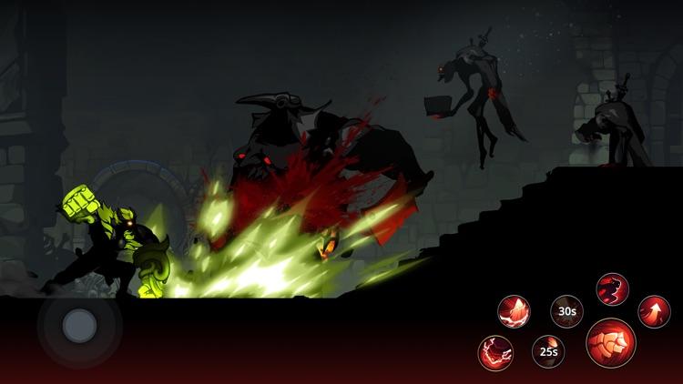 Shadow Knight Premium Fighting screenshot-6