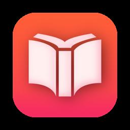 Ícone do app Book Track: Organizar livros