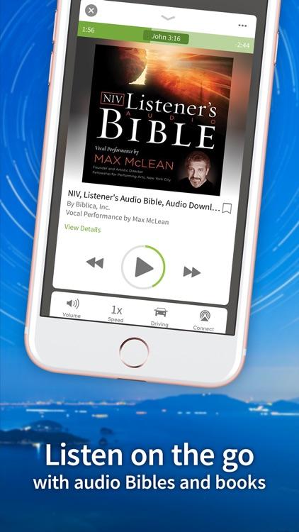 Bible by Olive Tree: ESV & KJV screenshot-4