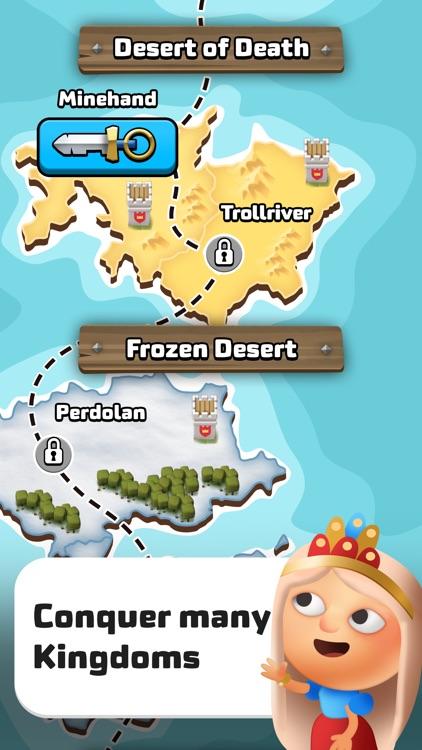Idle King Clicker Tycoon Games screenshot-7
