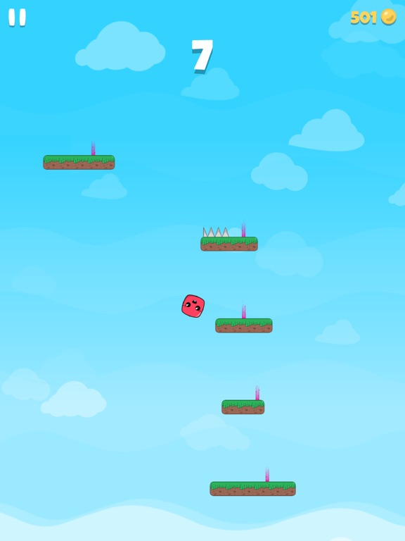 Falling Hero ! screenshot 11