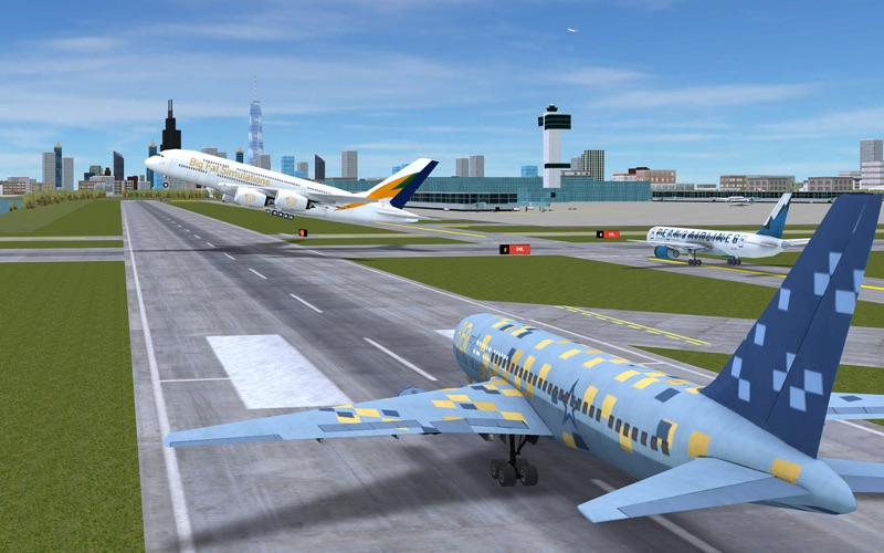 Airport Madness 3D - Volume 2 скриншот программы 1