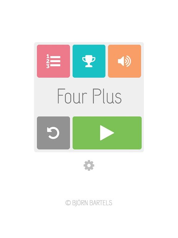 Four Plus для iPad