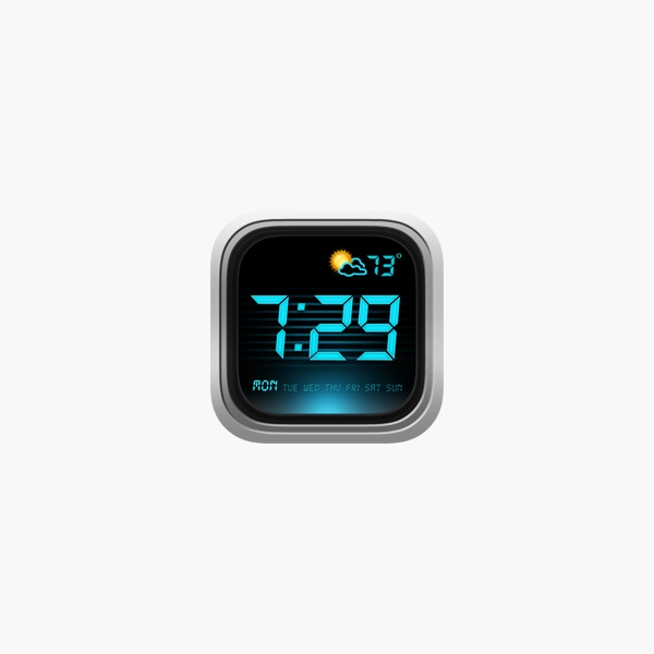 Alarm Clock My Music Alarms On The