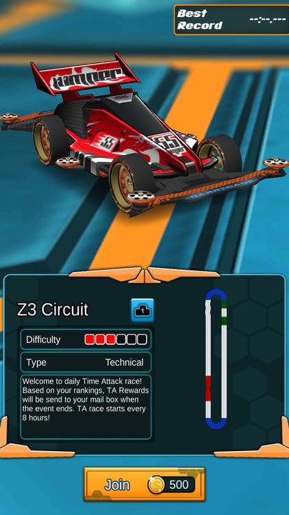 Mini 4WD Legend - Racing Sim screenshot-7