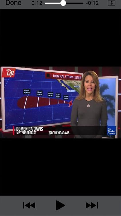 Hurricane Track & Outlook screenshot-7