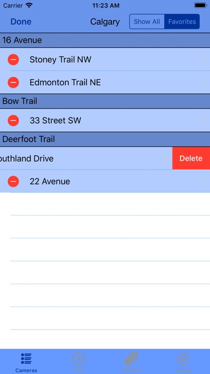 Calgary Traffic Cam screenshot-9