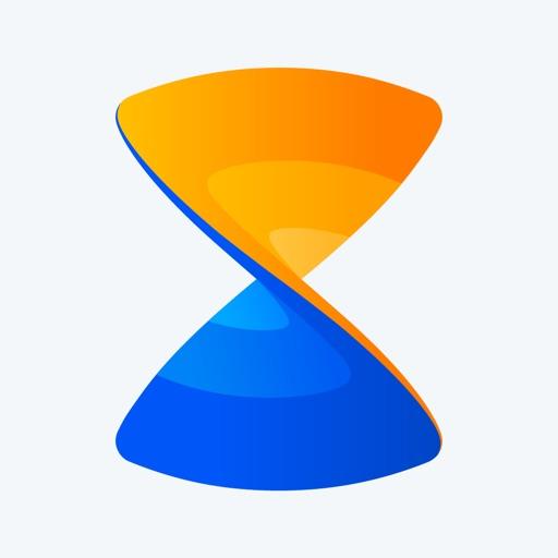 Xender, передача файлов