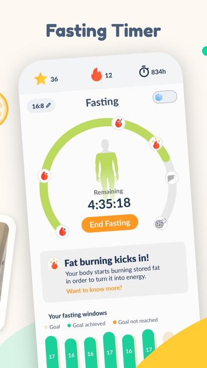 Fastic - Fasting App screenshot-3