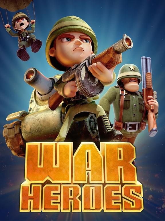 War Heroes: мультиплеер война на iPad