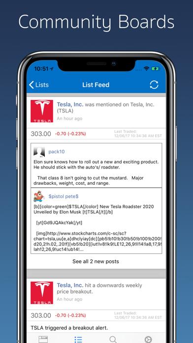 Follow Feed - Shares, Crypto screenshot four
