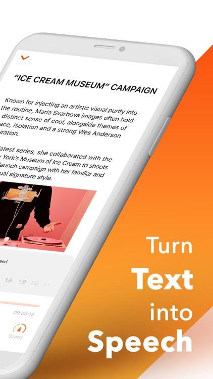 Text To Speech : Audio Books