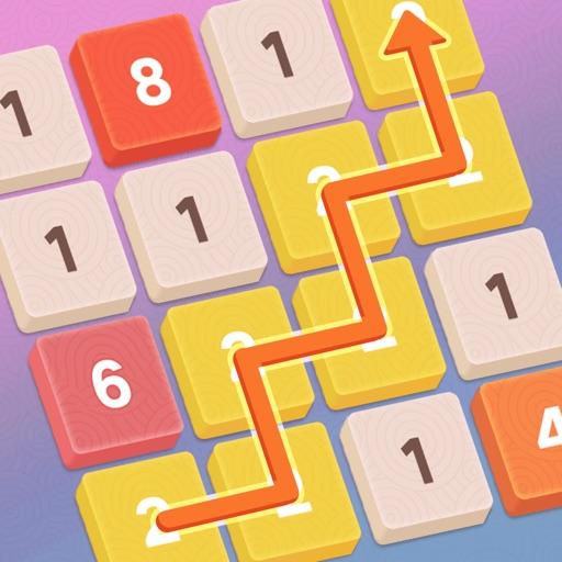 连成一线—数字连线小游戏