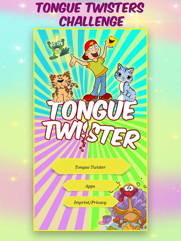 Tongue Twister Challenge screenshot 5