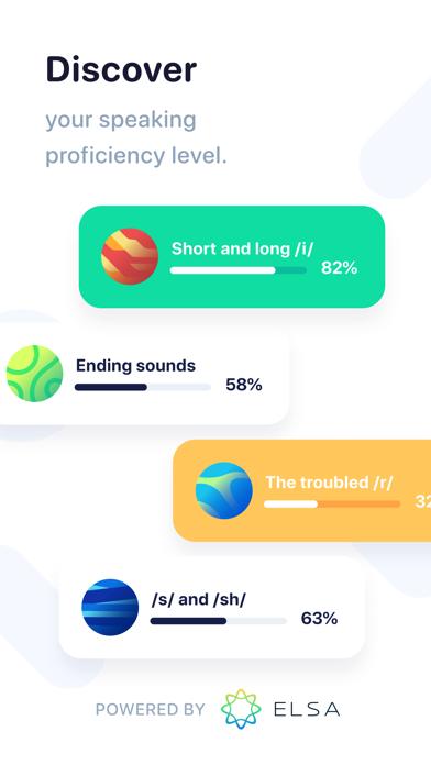 英語発音を確実に改善するアプリ-ELSA Speakのおすすめ画像5