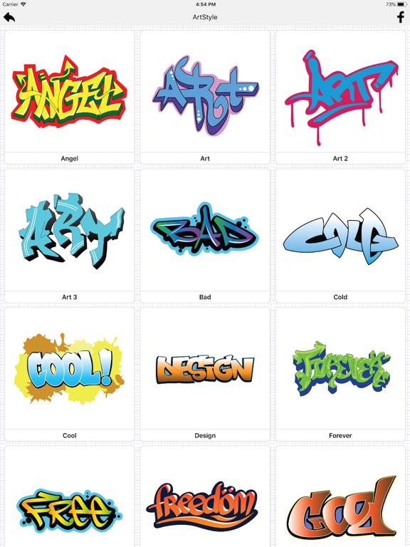 Draw Graffiti 3d screenshot 7