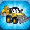 建設トラックゲーム - iPadアプリ