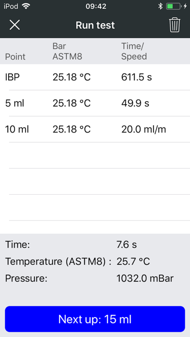 AirProbe D86 screenshot three