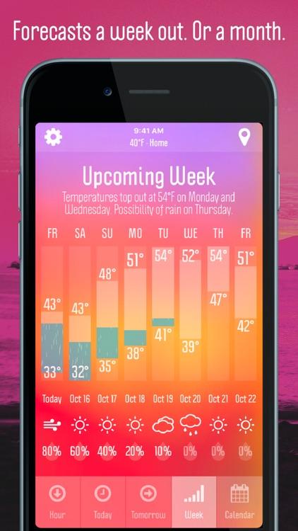 Weather Nerd screenshot-3