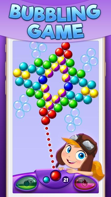 Bubble Drop Fever screenshot-0
