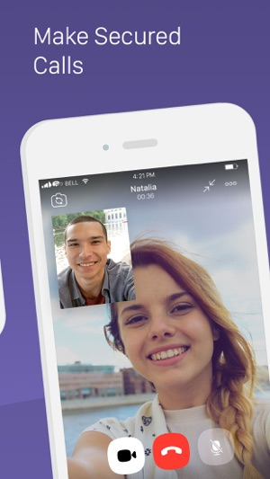 Viber: Secure Chats & Calls Screenshot