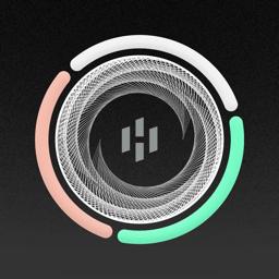 Ícone do app HYPERSPEKTIV: Photo, Video, AR