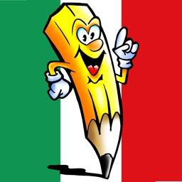 Italian verbs conjugation