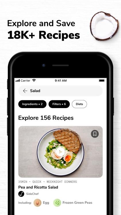 SideChef Recipes screenshot-3