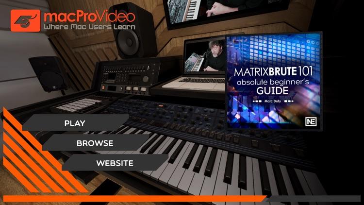 Beginner Guide MatrixBrute 101 screenshot-0