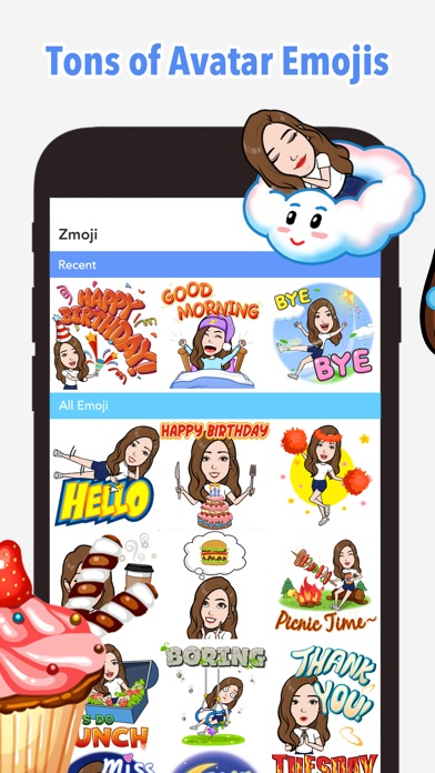 Download Your Avatar Creator | Zmoji for Pc