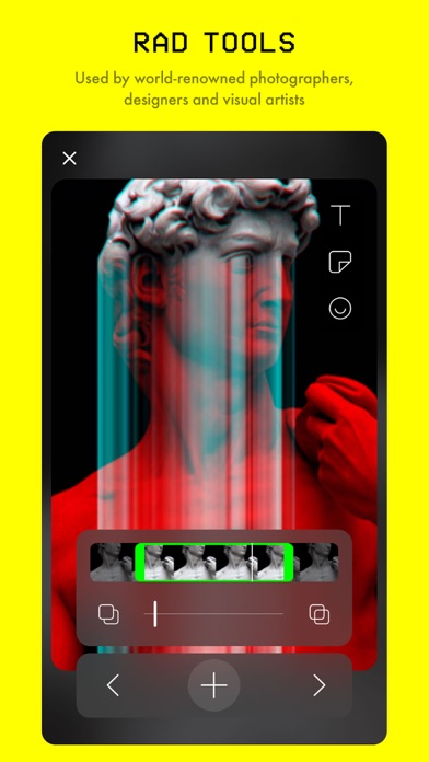 download Glitché - Photo & Video Editor apps 8