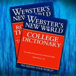 Webster Dictionary & Thesaurus