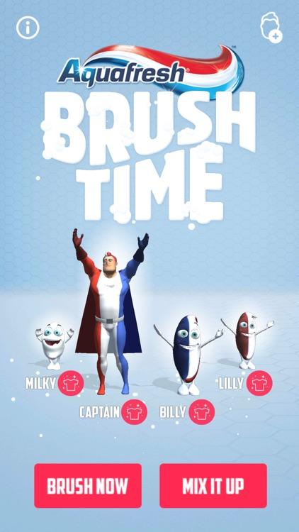 Aquafresh Brush Time