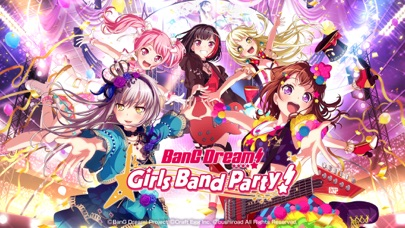 BanG Dream! Girls Band Party! Скриншоты3