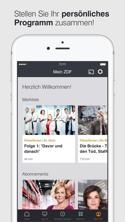 ZDFmediathek screenshot-5
