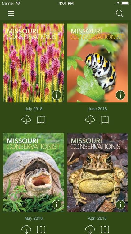 MO Conservationist Magazine
