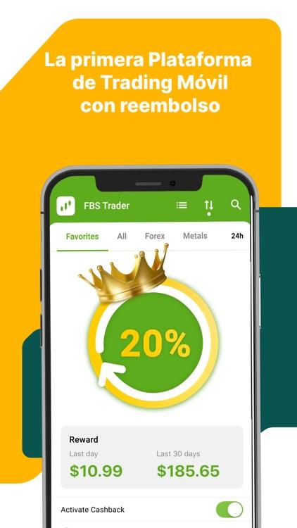 FBS Trader — Trading Platform screenshot-7